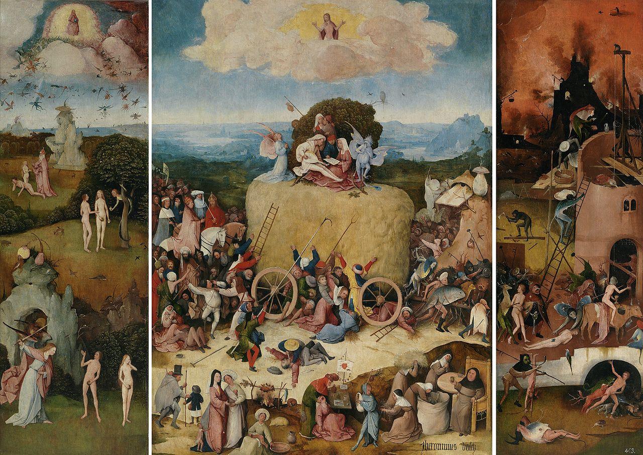 obraz Hieronima Boscha