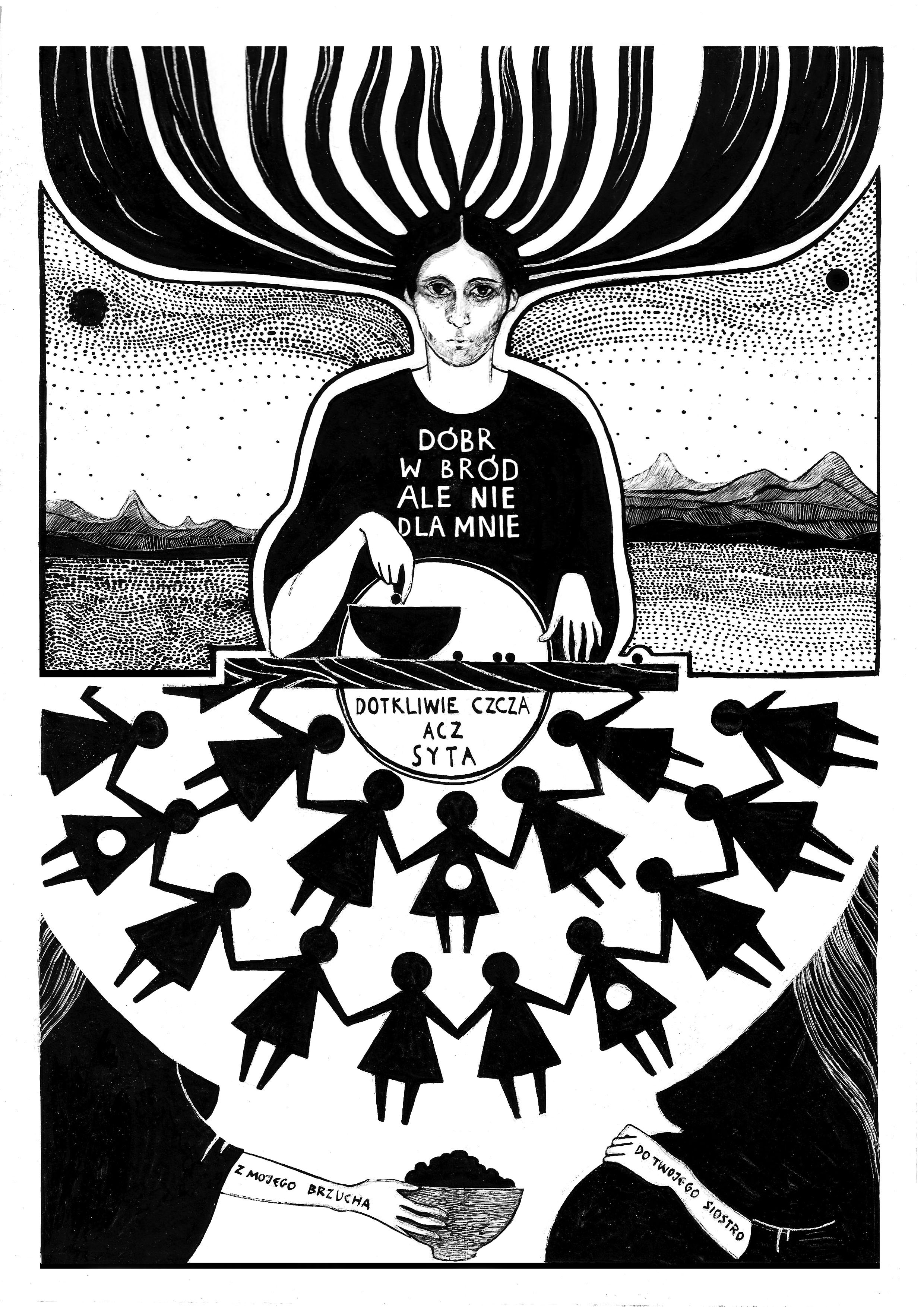 Grafika Joanny Łańcuckiej