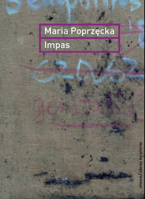 "Okładka książki ""Impas"""