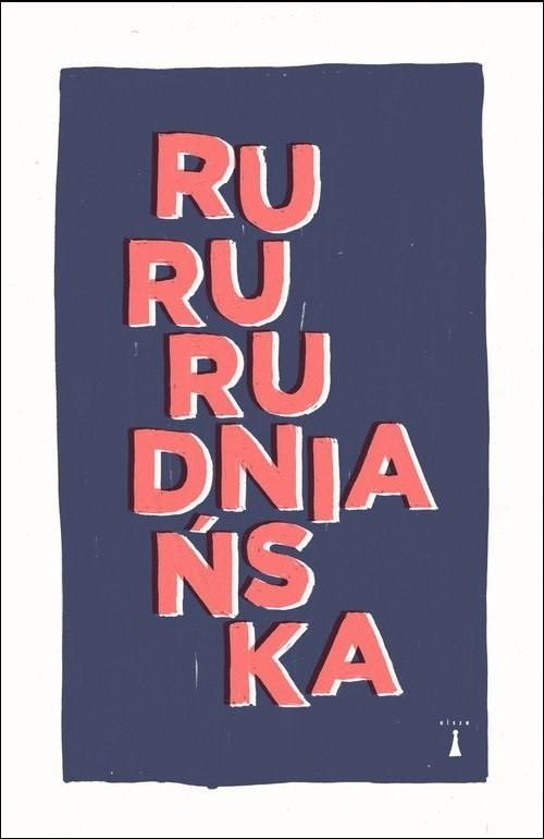 "Okładka książki ""RuRu"""