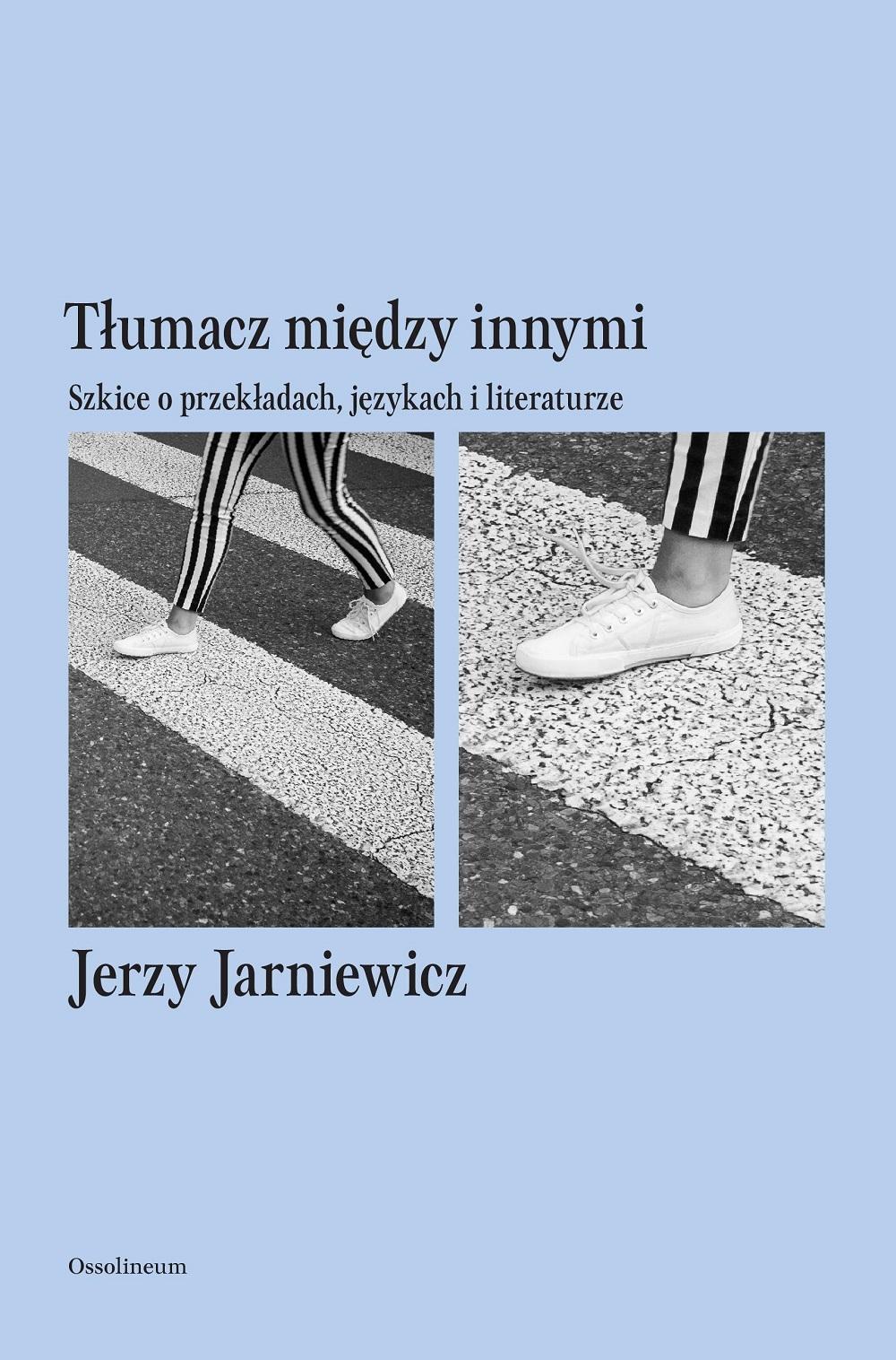 Okładka książki Jerzego Jarniewicza