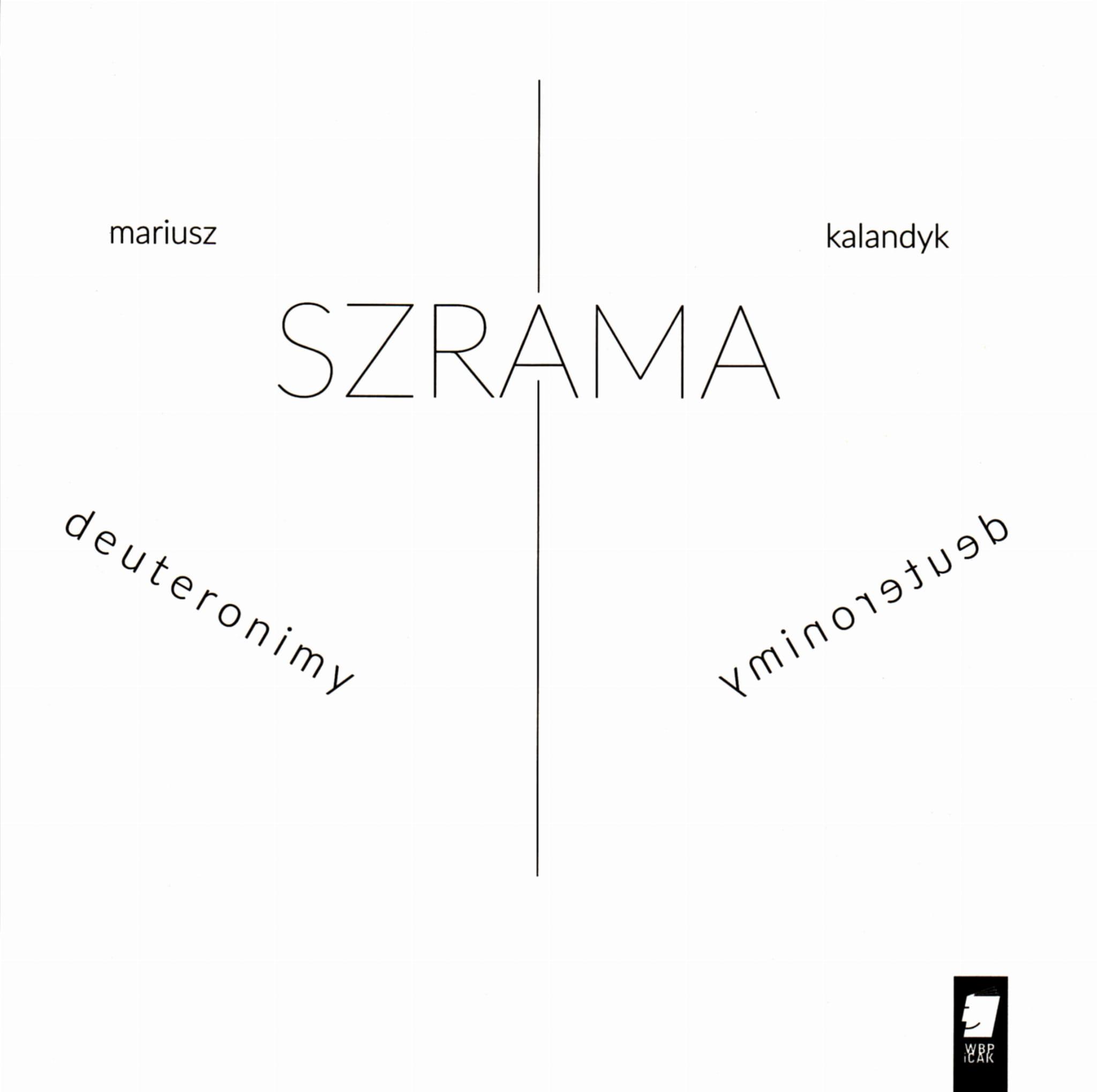 "Okładka książki ""Szrama"""