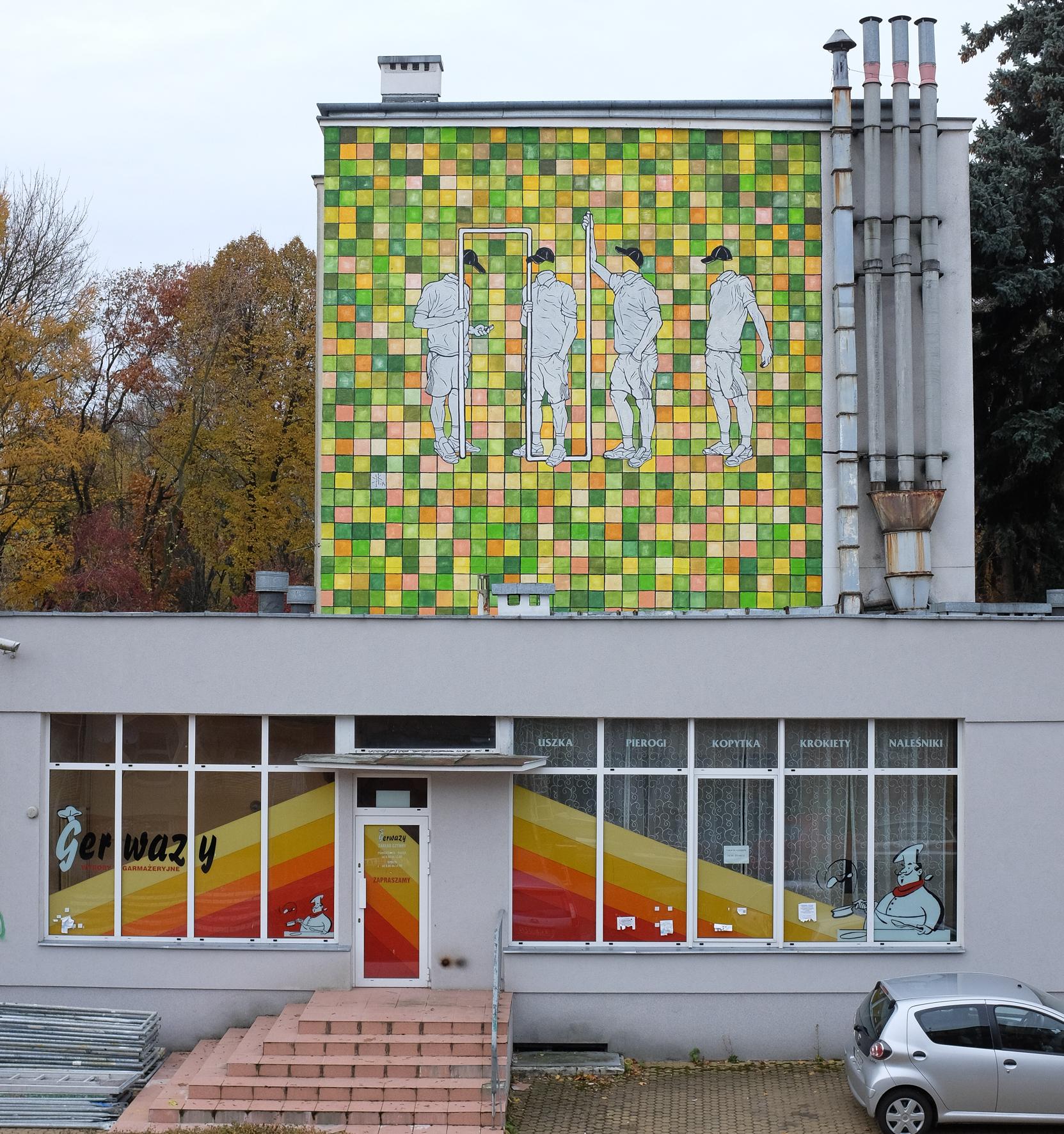 mural Kamila Kuzko