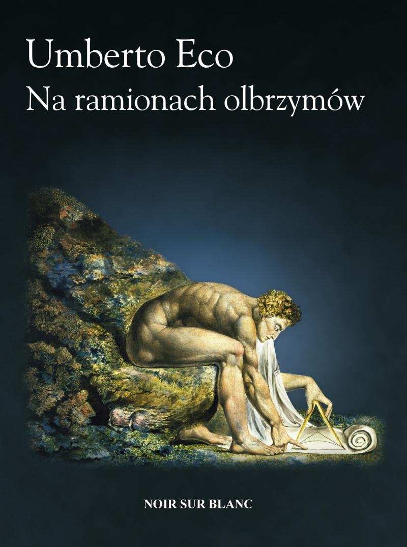 """Okładka książki """"Na ramionach olbrzymów"""""""