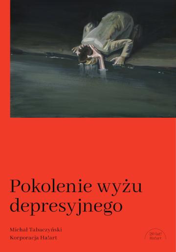 """Okładka książki """"Pokolenie wyżu depresyjnego"""""""