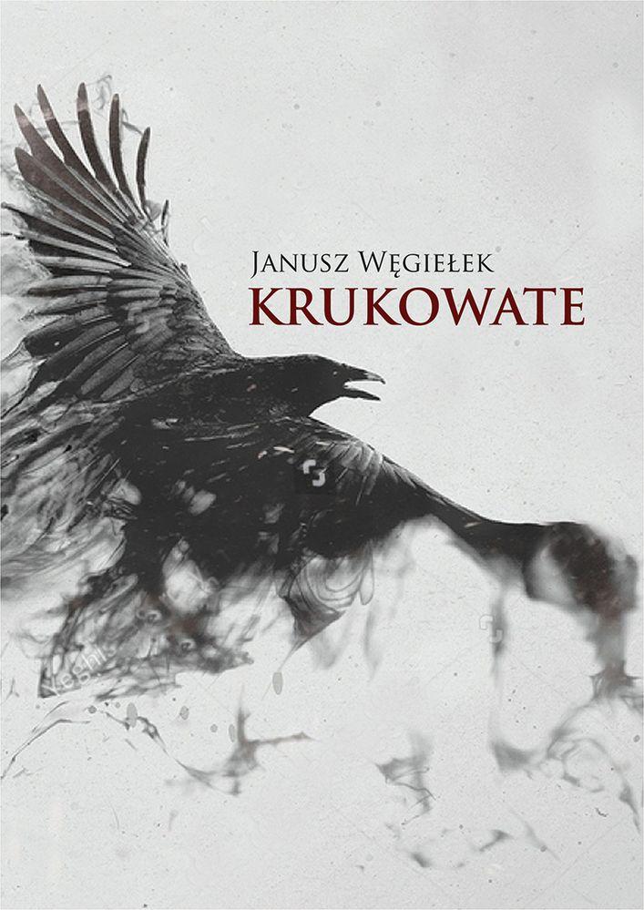"Okładka książki ""Krukowate"""