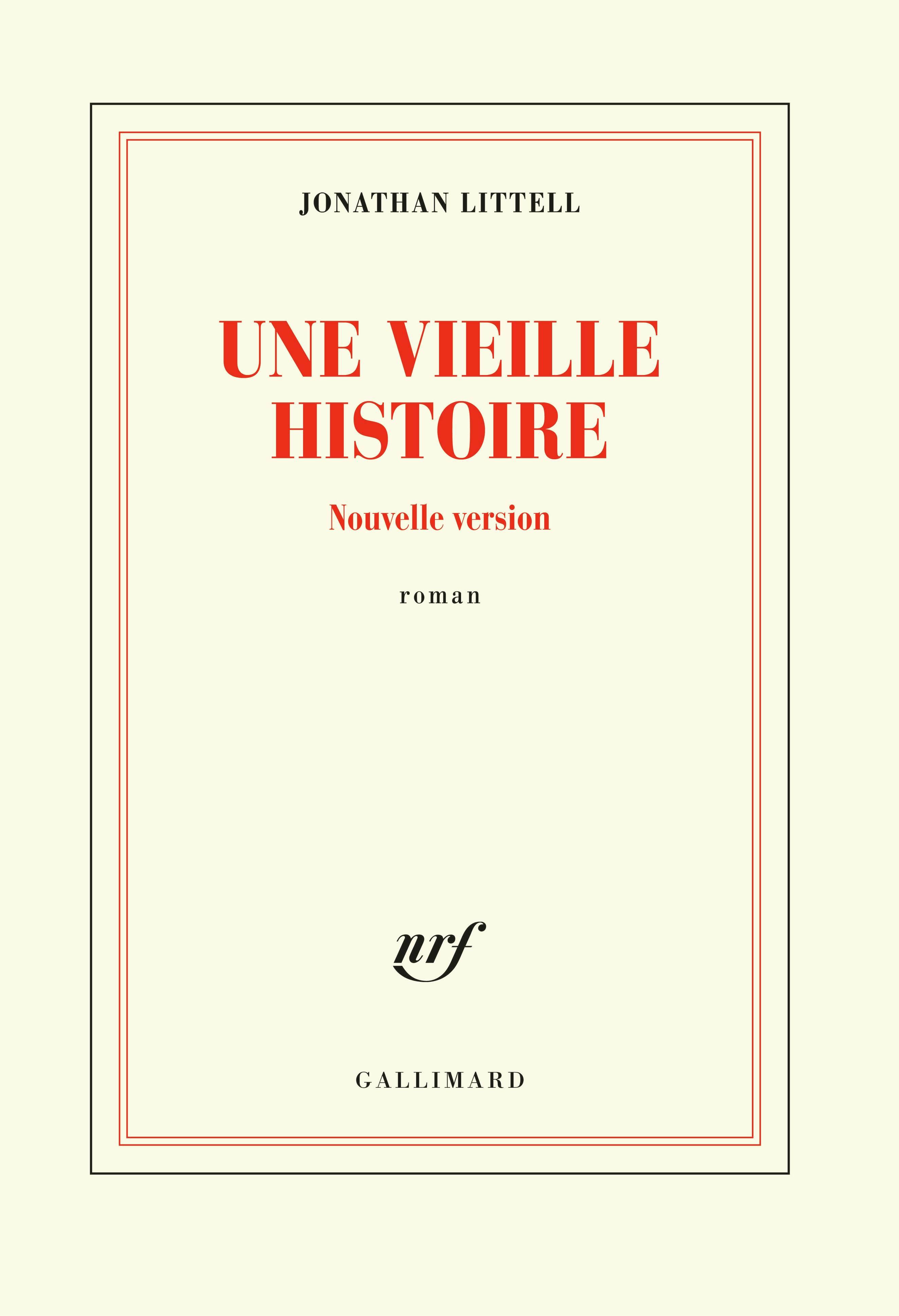 Okładka powieści Jonathana Littella