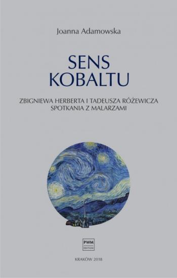 Sens Kobaltu Nowy Napis