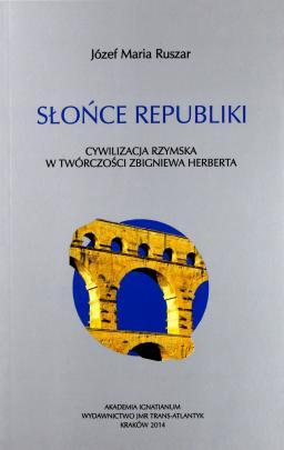 Okładka - Słońce republiki