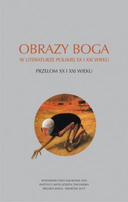 Okładka - Obrazy Boga w literaturze polskiej XX i XXI wieku