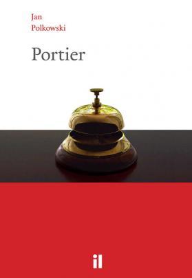 Okładka - Portier i inne opowiadania