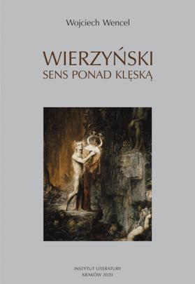 Okładka - Wierzyński. Sens ponad klęską. Biografia poety