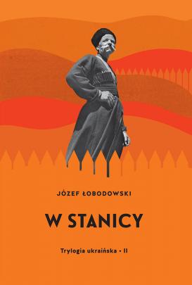 Okładka - W stanicy. Trylogia ukraińska cz. II