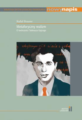 Okładka - Metaforyczny realizm