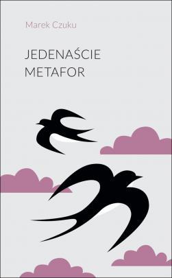 Okładka - Jedenaście metafor