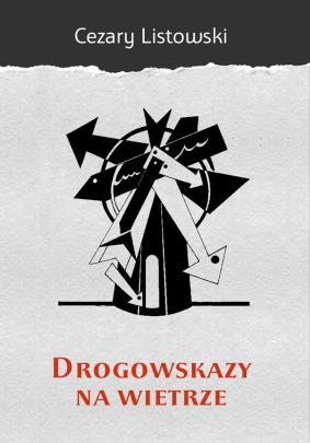 Okładka - Drogowskazy na wietrze