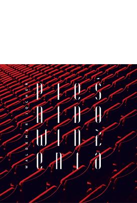 Okładka - Pieśni (do_)_widzenia