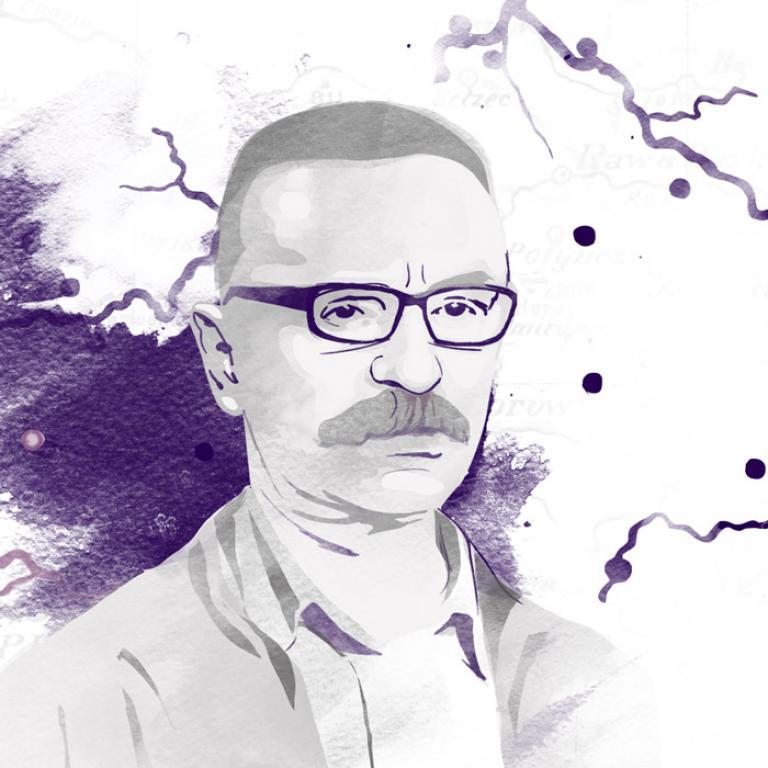 Portret pisarza