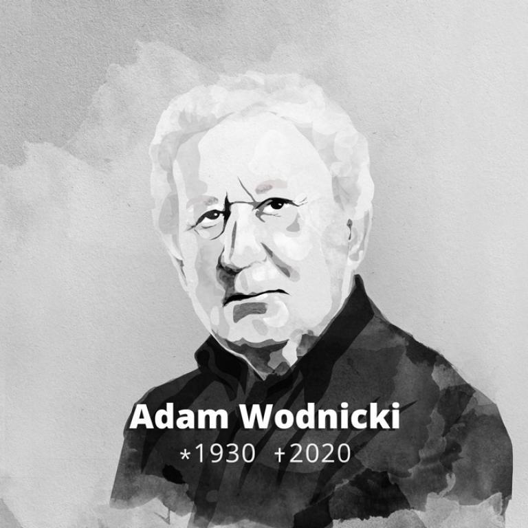 Portret Adama Wodnickiego
