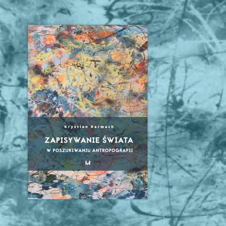 Okładka książki Zapisywanie świata