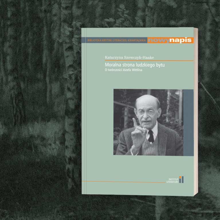 Okładka książki Moralna strona ludzkiego bytu
