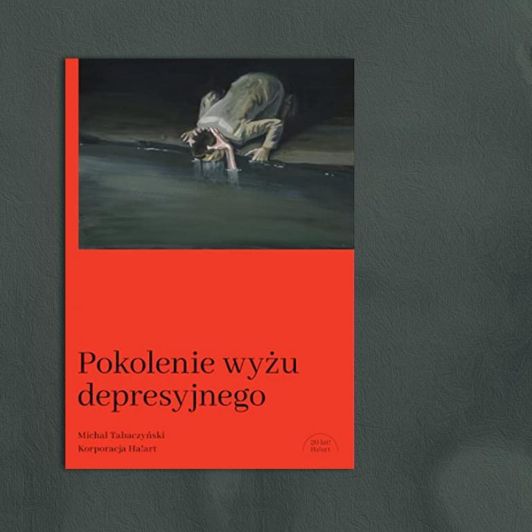 Okładka książki Pokolenie wyżu depresyjnego