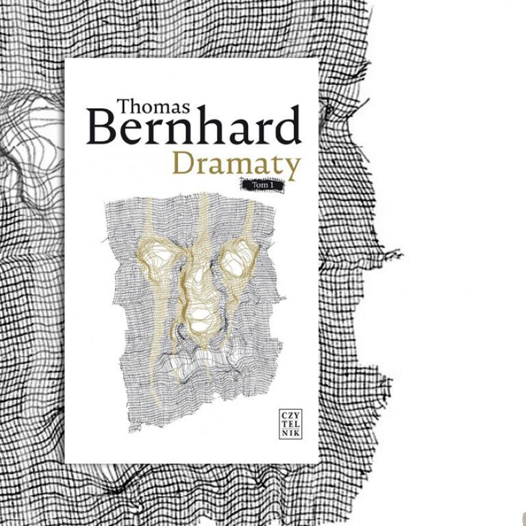 Okładka Bernhard Dramaty