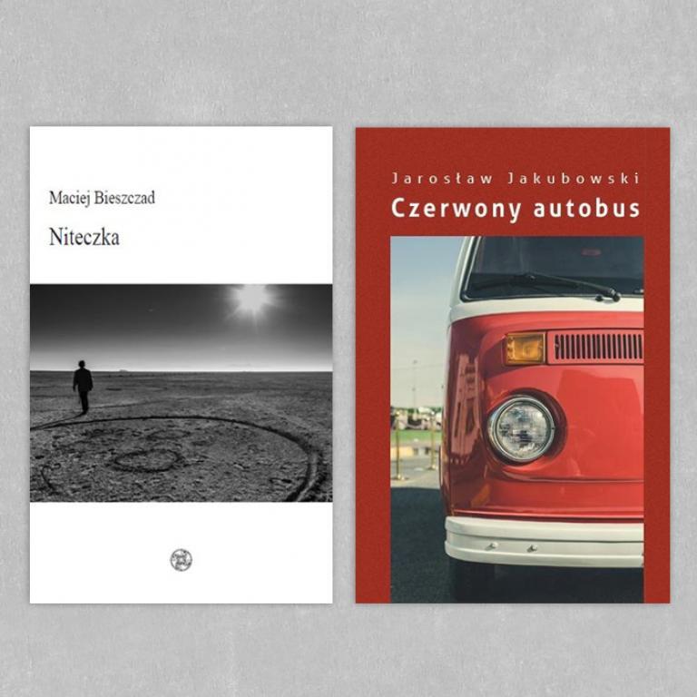Okładki książek Niteczka, Czerwony autobus