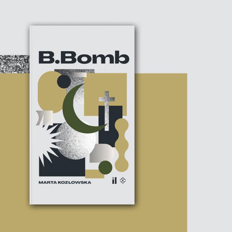 Okładka B-Bomb