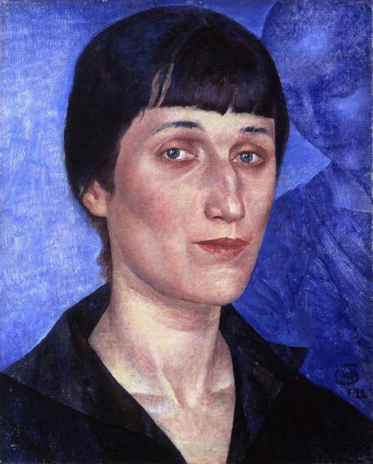 Portret Achmatowej
